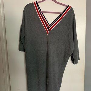 Express Jersey Sweater Dress